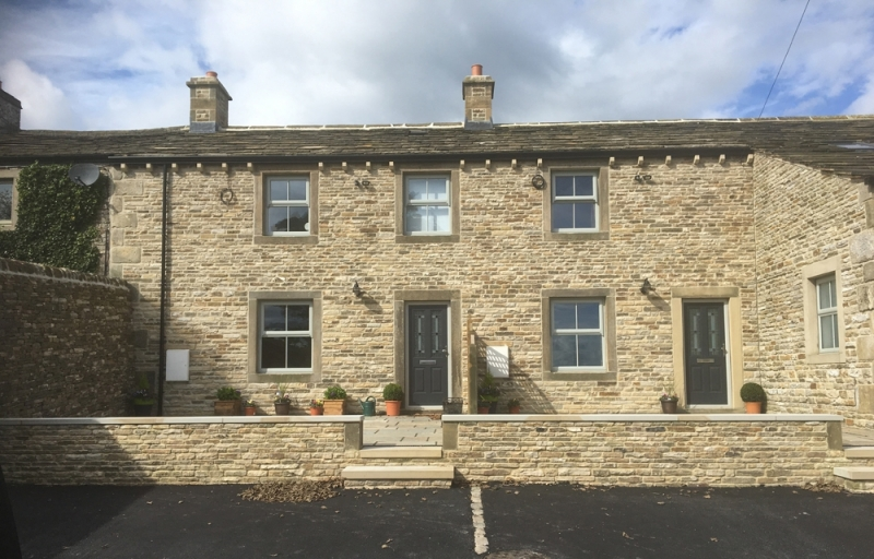 Farmhouse conversion, Silsden